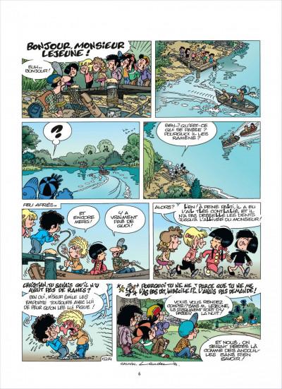 Page 5 Cédric - best of tome 5 - Chen et moi