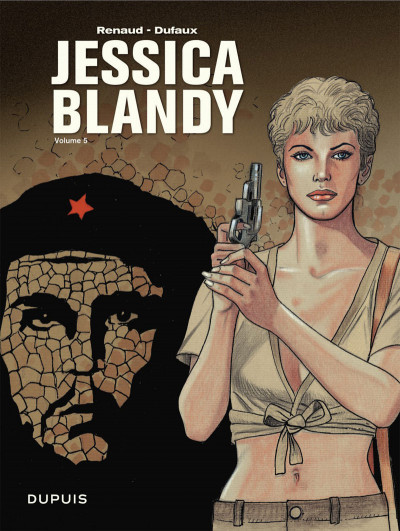 Couverture jessica blandy - intégrale tome 5
