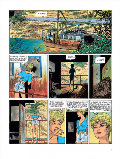 Page 7 jessica blandy - intégrale tome 5