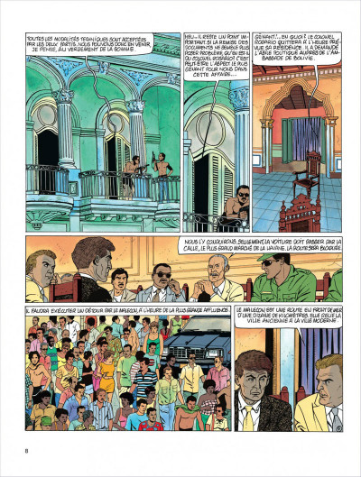 Page 8 jessica blandy - intégrale tome 5