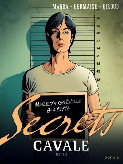 image de Secrets - tome 2 - Cavale