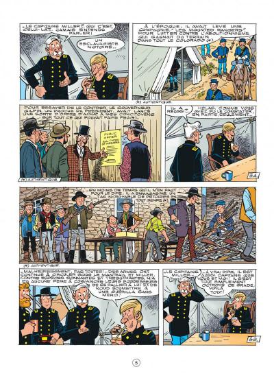 Page 5 Les tuniques bleues tome 57 - Colorado story