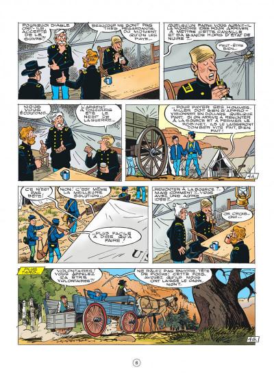 Page 6 Les tuniques bleues tome 57 - Colorado story