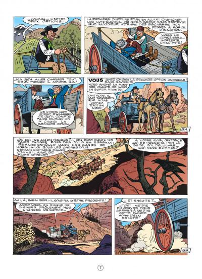 Page 7 Les tuniques bleues tome 57 - Colorado story
