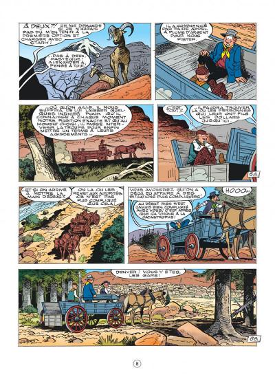 Page 8 Les tuniques bleues tome 57 - Colorado story