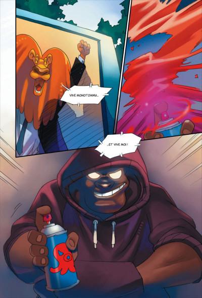 Page 5 Walibi tome 1 - à la découverte de Shimmeria