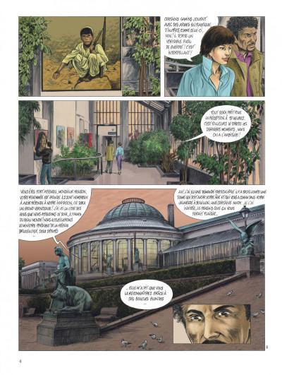 Page 4 Godefroid de Bouillon tome 1