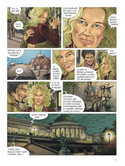 Page 7 Godefroid de Bouillon tome 1