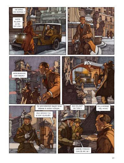 Page 7 Le coup de Prague