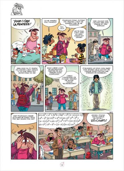 Page 3 Tamara tome 11 - quelle famille d'enfer !