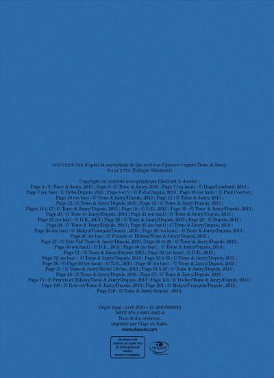 Page 1 Spirou et Fantasio - intégrale tome 13 - 1981-1983