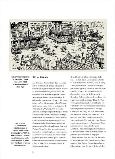 Page 6 Spirou et Fantasio - intégrale tome 13 - 1981-1983