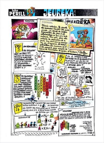 Page 9 Spirou et Fantasio - intégrale tome 13 - 1981-1983