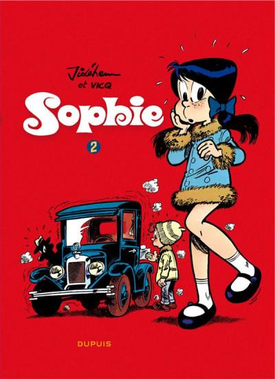 Couverture Sophie - intégrale tome 2