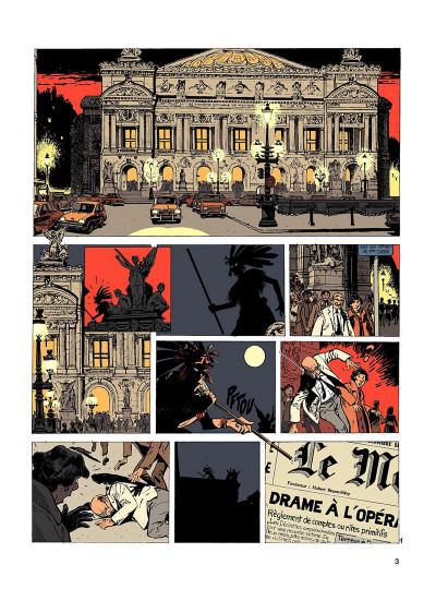 Page 2 Jérôme K. Jérôme Bloche T.1 - l'ombre qui tue