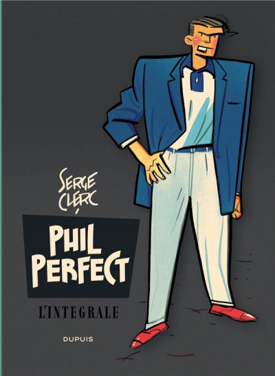 Couverture Phil Perfect ; intégrale