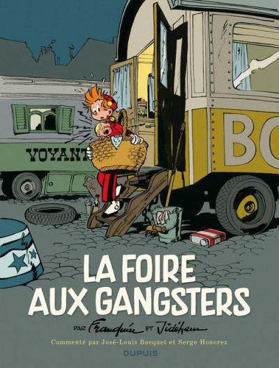 Couverture Histoire courte tome 2 - la foire aux gangsters