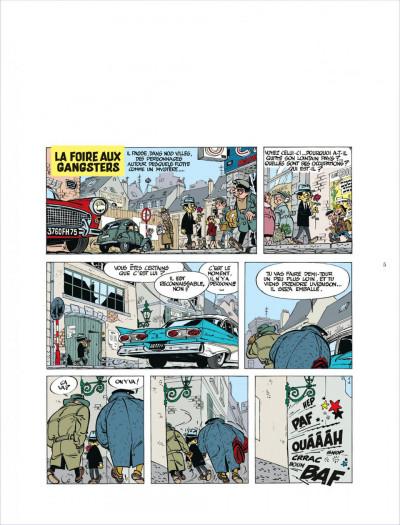 Page 4 Histoire courte tome 2 - la foire aux gangsters