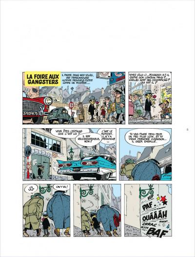 Page 5 Histoire courte tome 2 - la foire aux gangsters