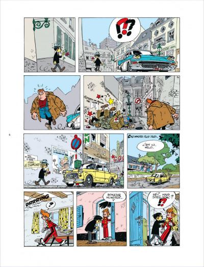 Page 6 Histoire courte tome 2 - la foire aux gangsters