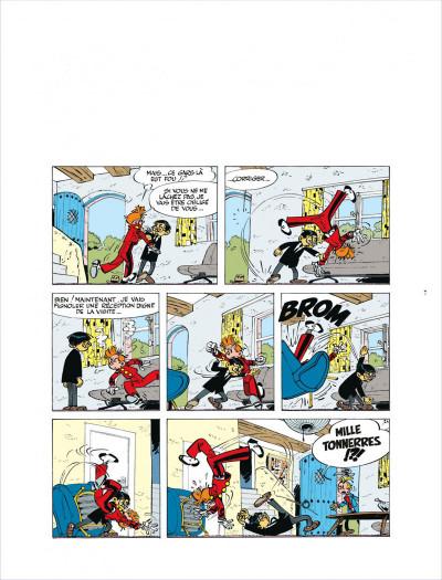 Page 7 Histoire courte tome 2 - la foire aux gangsters