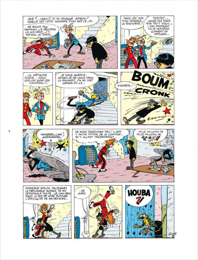 Page 8 Histoire courte tome 2 - la foire aux gangsters