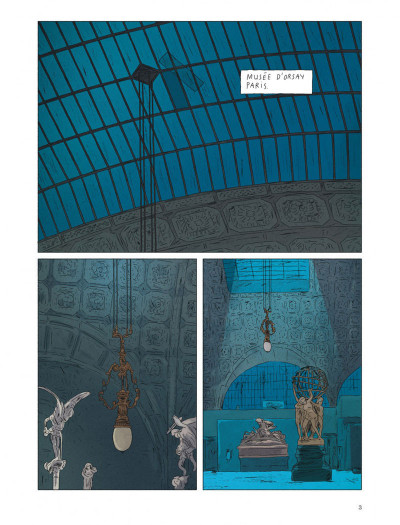 Page 3 La grande odalisque tome 1