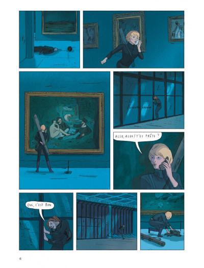 Page 6 La grande odalisque tome 1