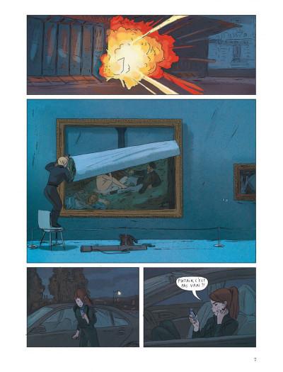 Page 7 La grande odalisque tome 1