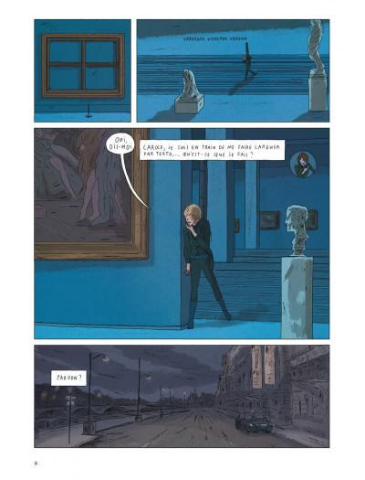 Page 8 La grande odalisque tome 1