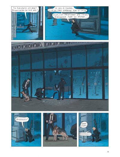 Page 9 La grande odalisque tome 1