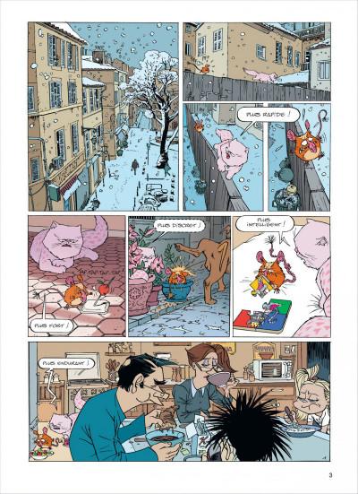 Page 2 sale bête tome 2 - on ira tous au charadis