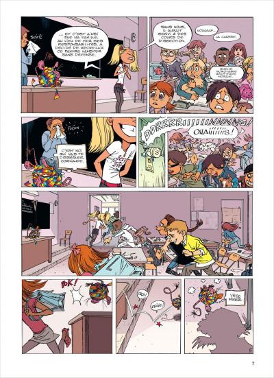 Page 7 sale bête tome 2 - on ira tous au charadis