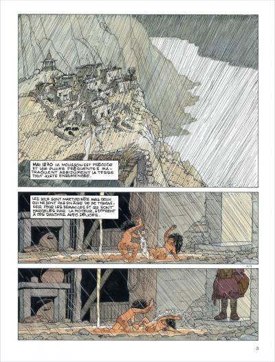 Page 5 les chevaux du vent T.2