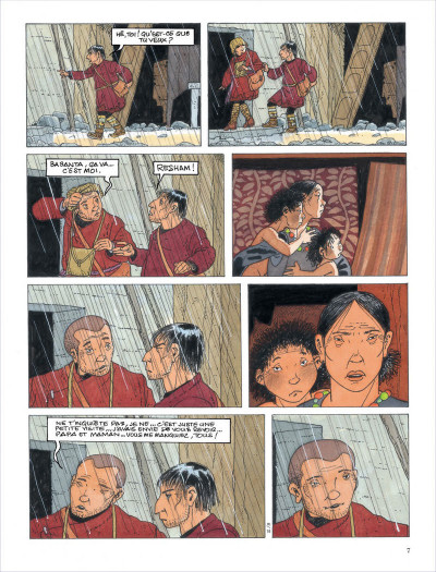 Page 7 les chevaux du vent T.2
