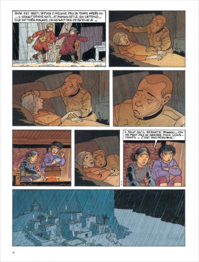 Page 8 les chevaux du vent T.2
