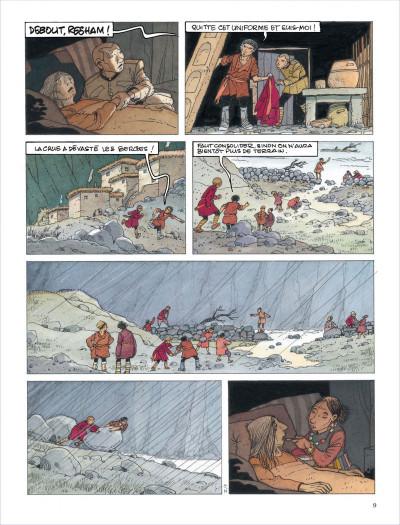 Page 9 les chevaux du vent T.2