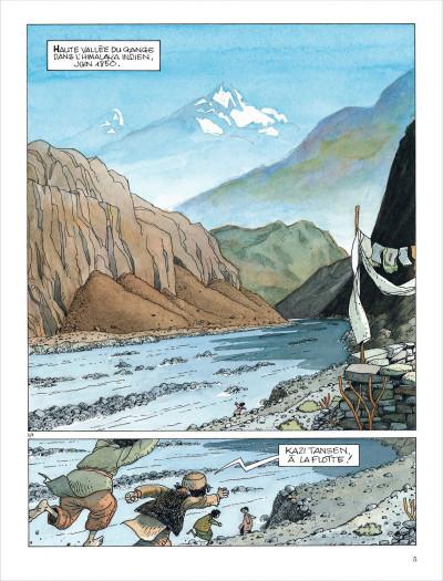 Page 5 les chevaux du vent T.1