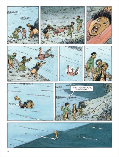 Page 6 les chevaux du vent T.1