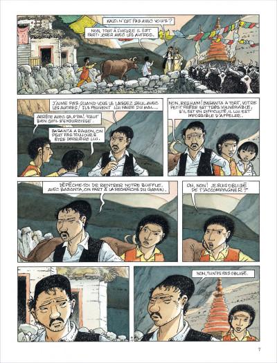 Page 7 les chevaux du vent T.1