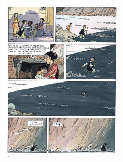 Page 8 les chevaux du vent T.1