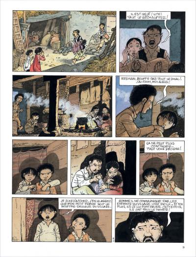 Page 9 les chevaux du vent T.1