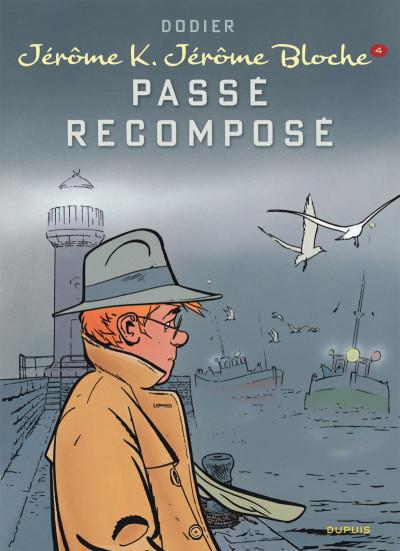 image de Jérôme K. Jérôme Bloche tome 4 - passé recomposé (édition 2014)