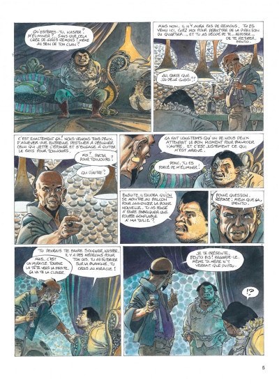 Page 5 Jeremiah T.32 - le caïd