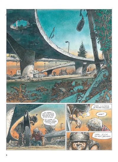 Page 6 Jeremiah T.32 - le caïd
