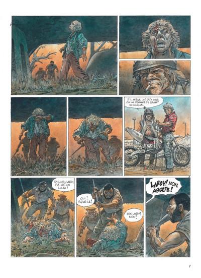 Page 7 Jeremiah T.32 - le caïd