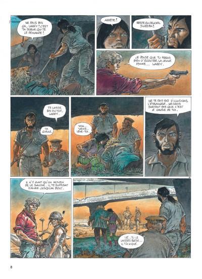 Page 8 Jeremiah T.32 - le caïd