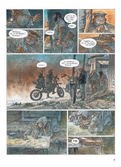 Page 9 Jeremiah T.32 - le caïd