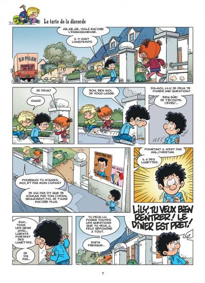 Page 7 Cédric tome 27 - c'est quand qu'on part ?