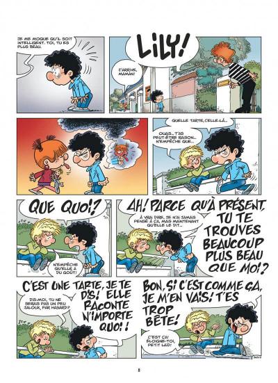 Page 8 Cédric tome 27 - c'est quand qu'on part ?